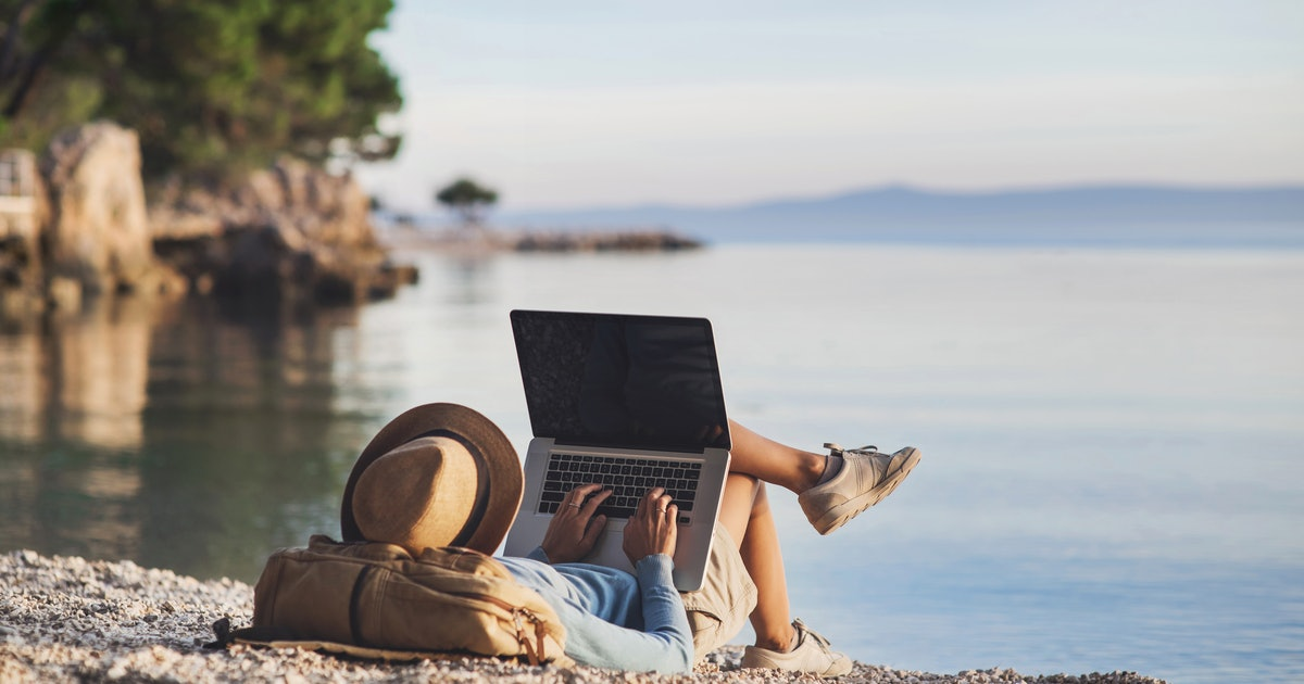 What Is A Working Vacation? Travel Pros Sound Off On The Oxymoron & How To  Do It Right