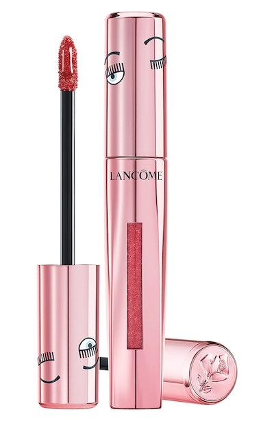 L'Absolu Lacquer Longwear Lip Color in Power Talk