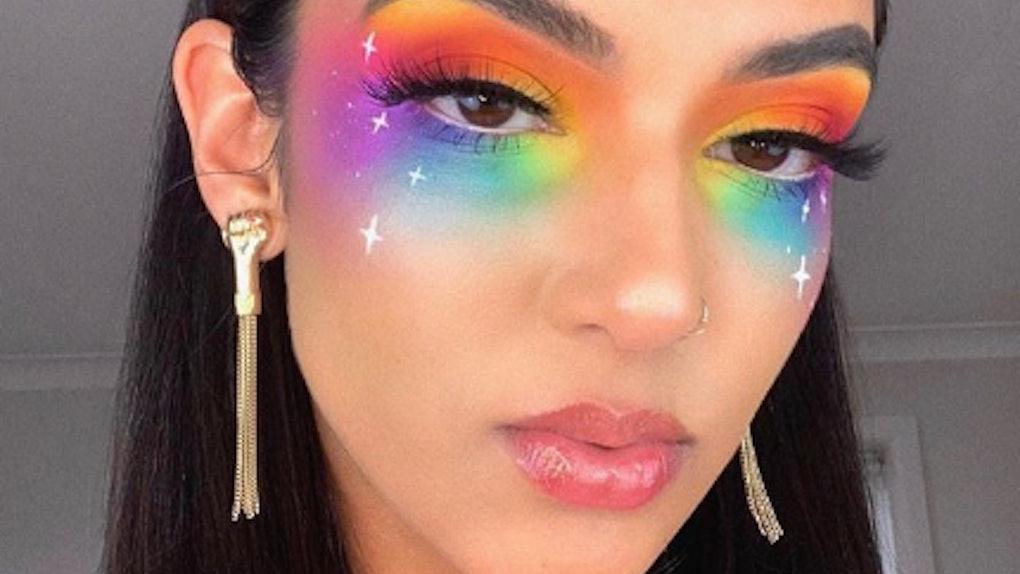 Rainbow Makeup Looks Saubhaya Makeup