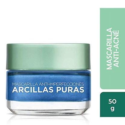L'Oréal Paris Pure Clay Clear & Comfort Face Mask