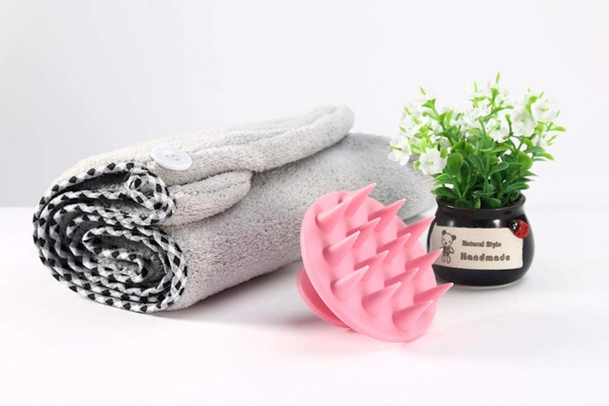 BESTOOL Hair Scalp Massager Brush