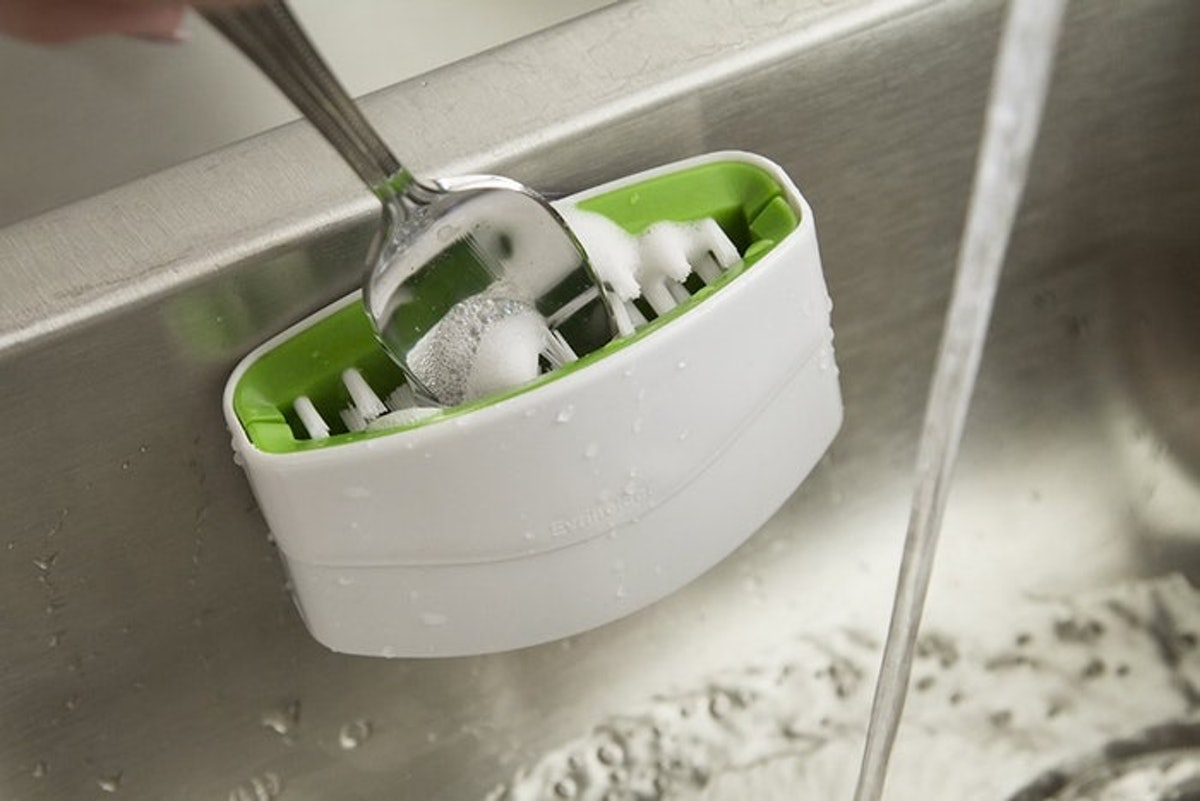 Evrilholder Cutlery Cleaner