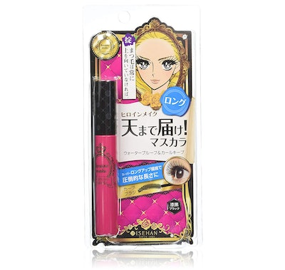 Kiss Me Heroine Make Long And Curl Mascara