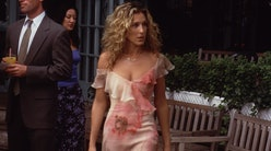 Carrie Bradshaw's style can still be replicated today.