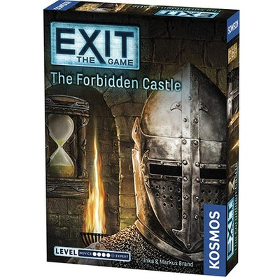 Exit: The Game - A Family-Friendly Home Escape Room Experience