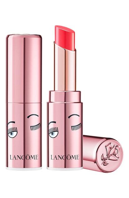 L'Absolu Mademoiselle Shine Balm Lipstick in Positive Attitude