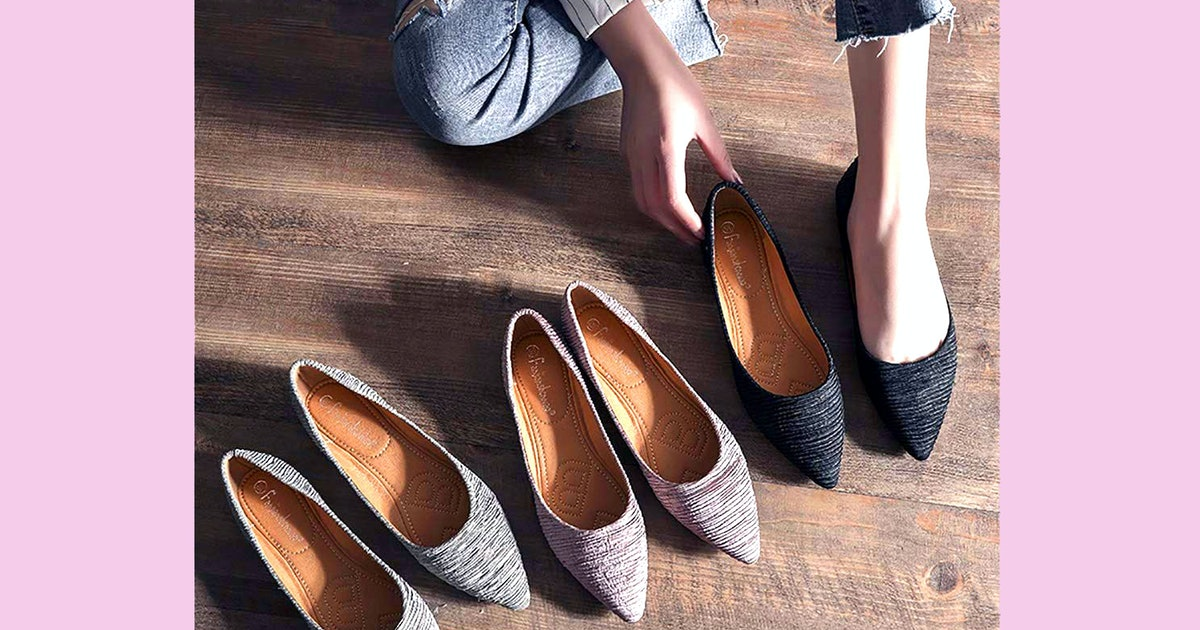The 17 Most Comfortable Flats