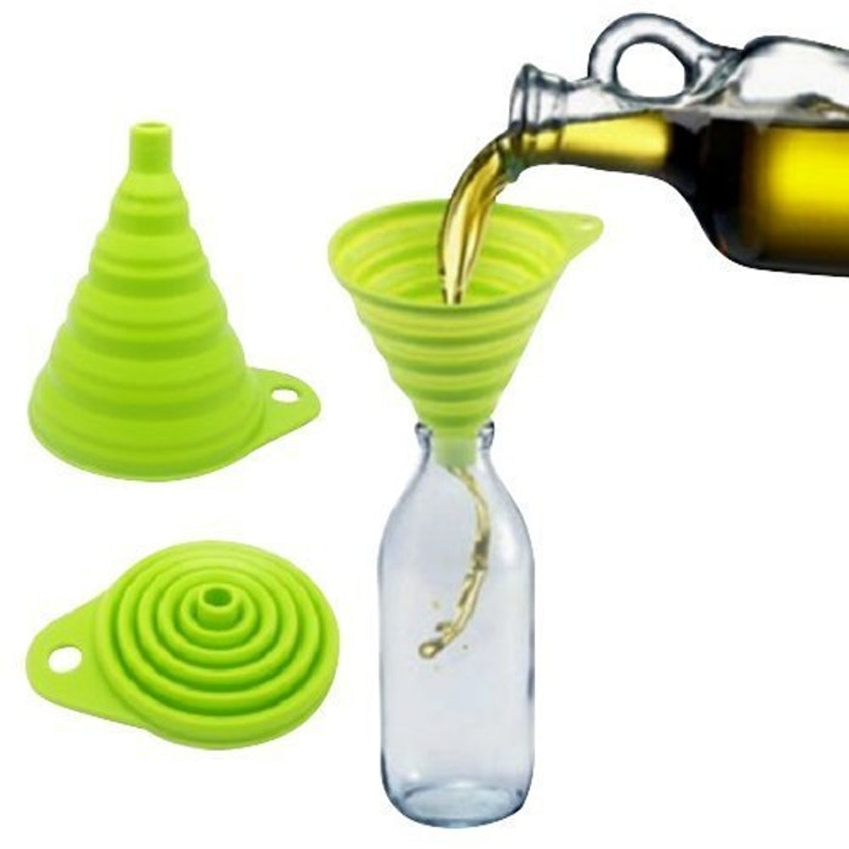 AxeSickle Collapsible Funnels (2 Pack)
