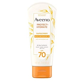 Protect & Hydrate Moisturizing Sunscreen Lotion