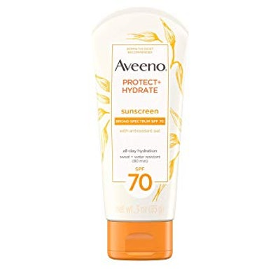 Protect & Hydrate Moisturizing Sunscreen Lotion