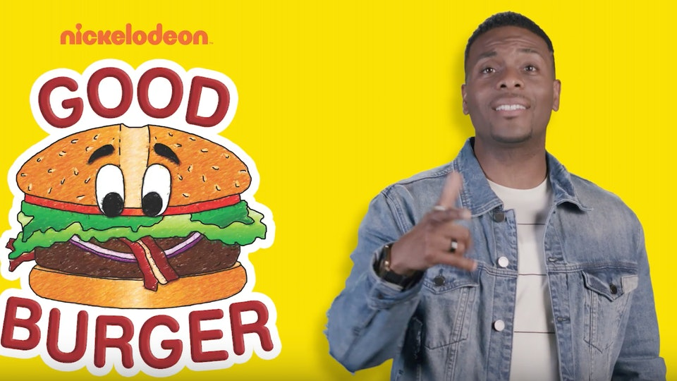Nickelodeon's Good Burger Restaurant Will Make All Of Your 90s
