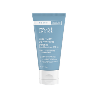 Super Light Wrinkle Defense SPF 30