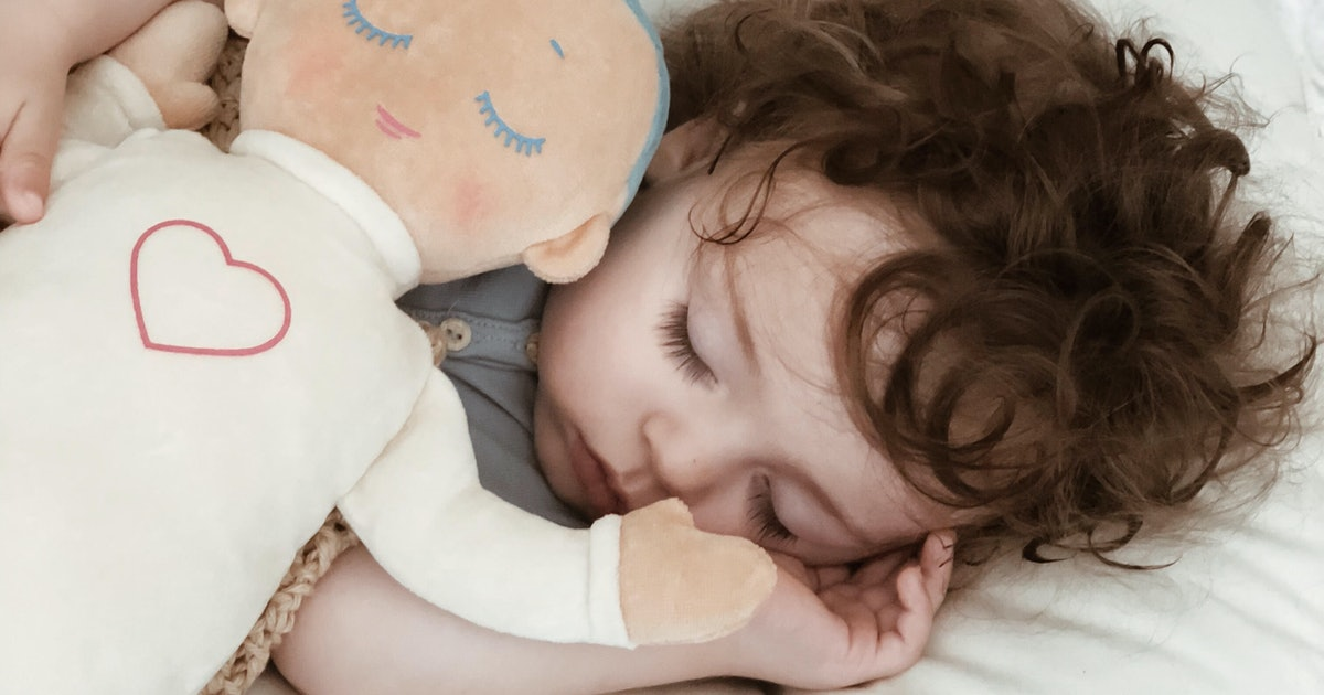 The Lulla Doll Is Making A Huge Difference For Foster Children