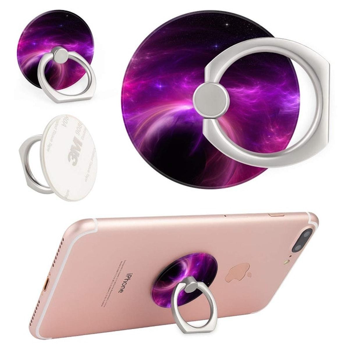 Galaxy Ring Phone Holder