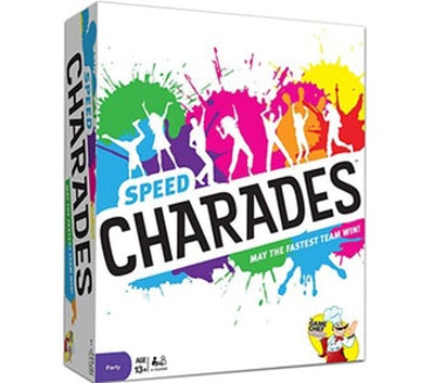 Speed Charades Party Game