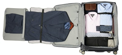 Travelpro Luggage Crew 11 29-Inch Expandable Suitcase with Suiter