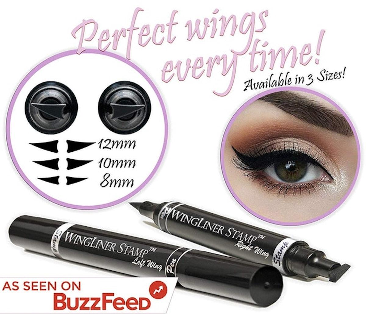 Lovoir Wingliner Eyeliner Stamp Pens (Set Of 2)