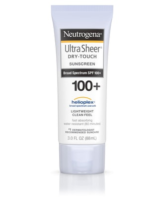 Ultra Sheer Dry-Touch Sunscreen Broad Spectrum SPF 100+