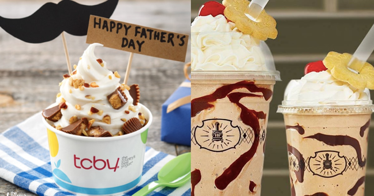 These Father's Day 2019 Food Deals Will Let You Treat Dad On A Budget