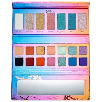 Violet Voss Best Life Eyeshadow & Glitter Palette