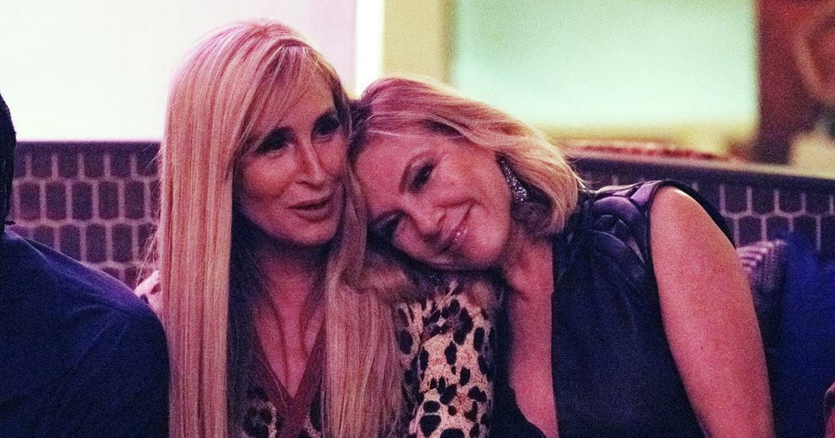Are Ramona & Mario Back Together? The 'Real Housewives Of New York' Cast Is Convinced There's Still A Spark