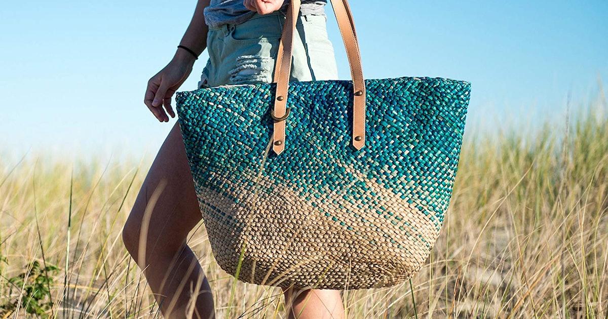 The 11 Best Beach Bags & Backpacks