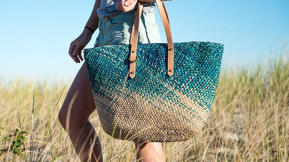 The 11 Best Beach Bags Backpacks