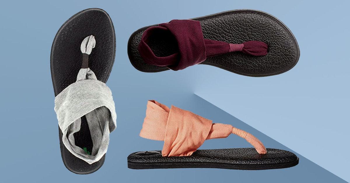 The 6 Best Walking Sandals For Women