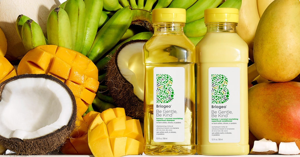 Briogeo's Coconut Nourishing Superfood Shampoo Brings Hydration Back To Your Hair — Here's How