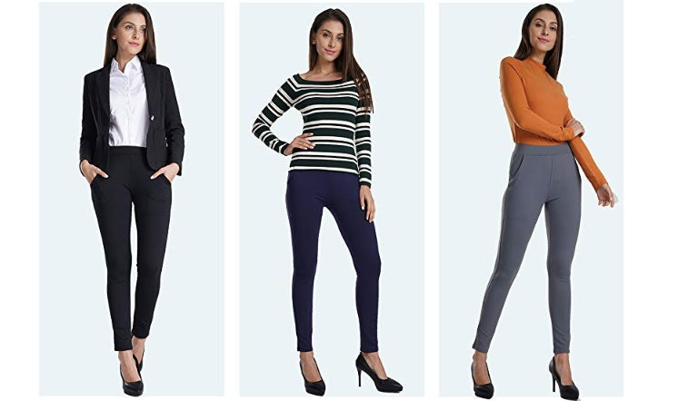 The 8 Best Leggings To Wear As Pants