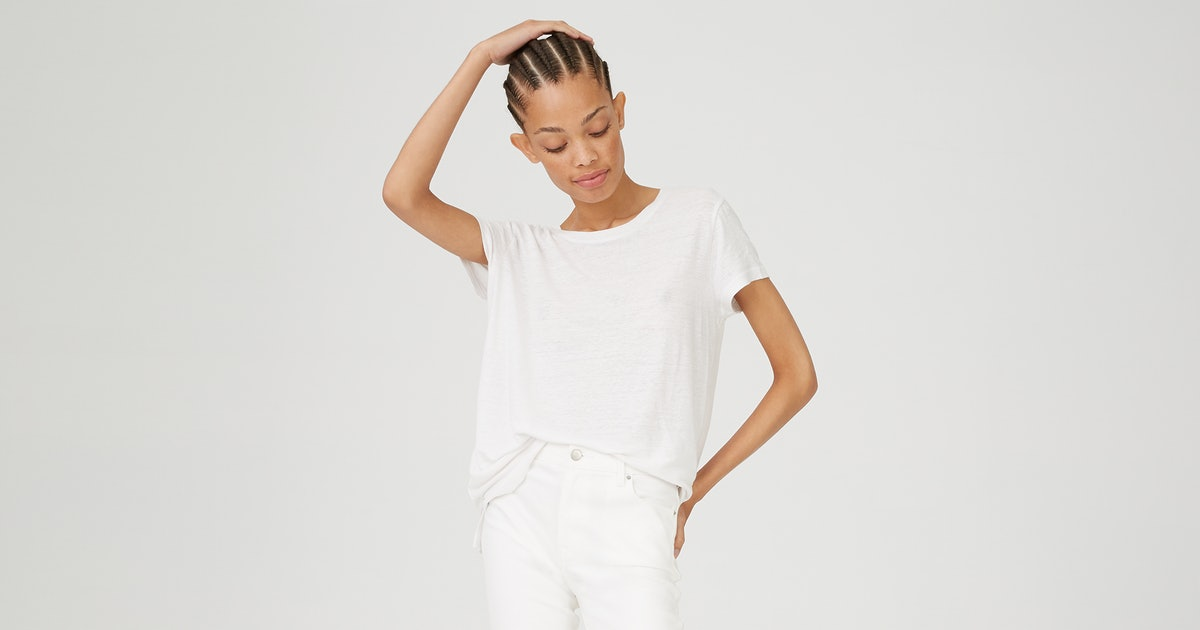 Club Monaco's End-Of-Season Sale Features Jeans Under $70, Among Other Affordable Basics