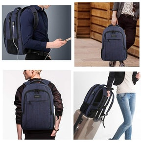 MATEIN Anti-Theft Laptop Backpack
