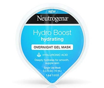 Neutrogena Hydro Boost Hydrating Overnight Gel Mask (12 pack)