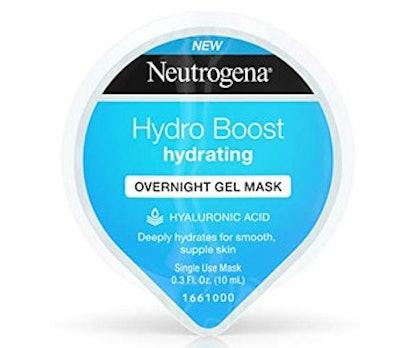 Neutrogena Hydro Boost Hydrating Overnight Gel Mask (12 pack)