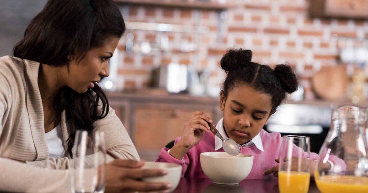 How To Get Your Kid To Eat Without Forcing Them, According To Experts