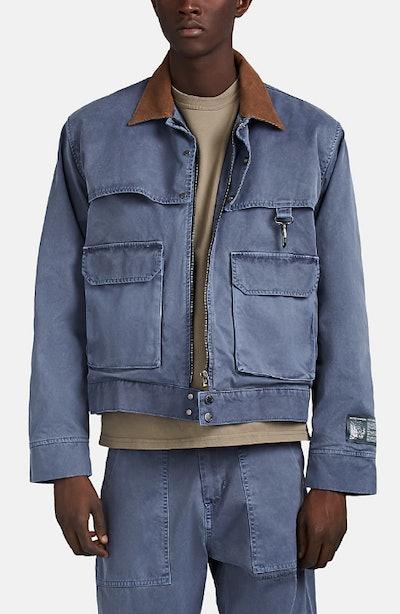 Cotton Twill Work Jacket