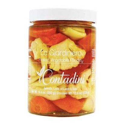 I Contadini Premium Pickled Vegetable Medley