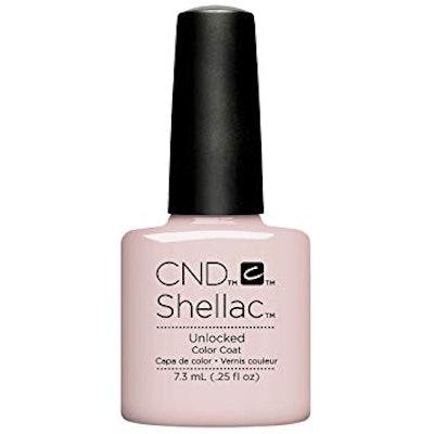 CND Shellac in Unlocked
