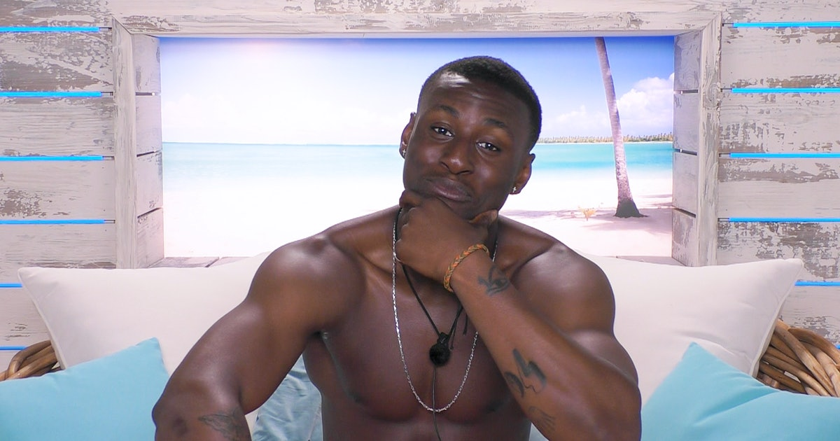 Sherif Just Opened Up About Leaving 'Love Island' In An Eye-Opening TV Interview