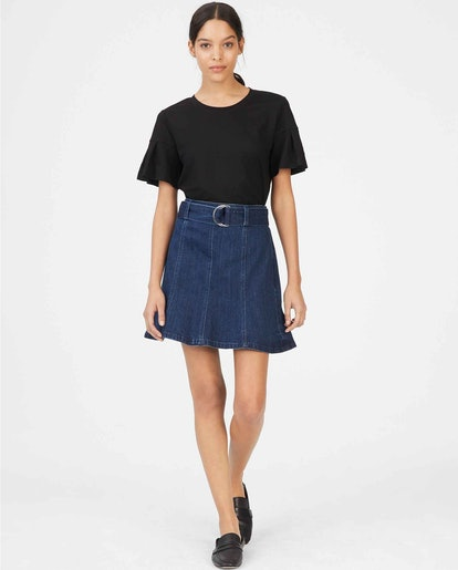 Louiza Denim Skirt