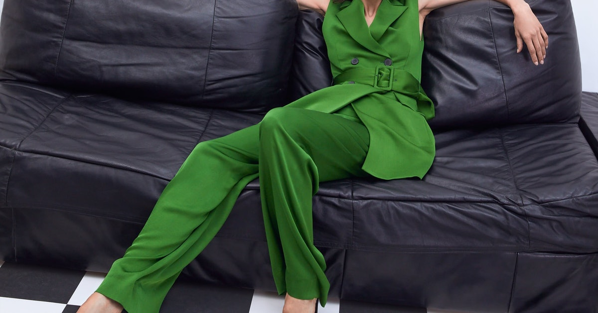 7 Wedding Guest Suits For Women If You're Looking To Switch It Up From The Usual