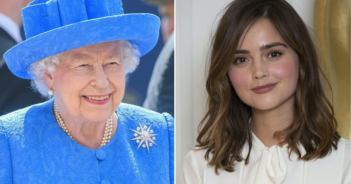 The Queen Met Jenna Coleman At A Polo Match This Weekend & It Was Delightful As It Sounds