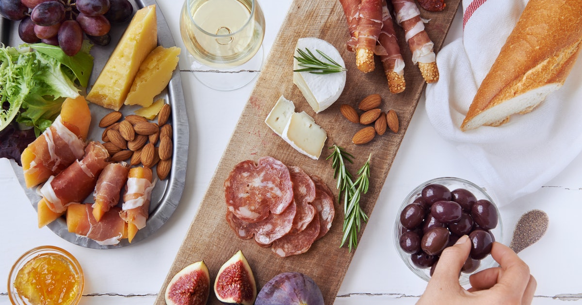 These Charcuterie Plate Ideas Will Totally Up Your Hostess Game This Summer