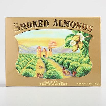 Los Olivos Smoked Almonds