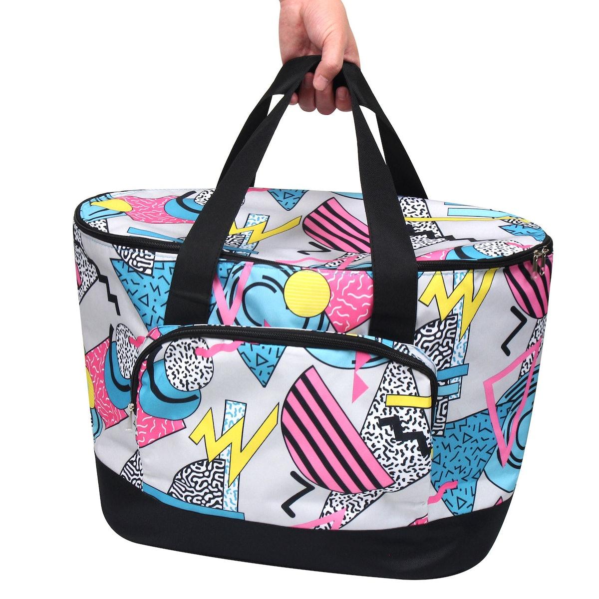 Large Beach Cooler Bag