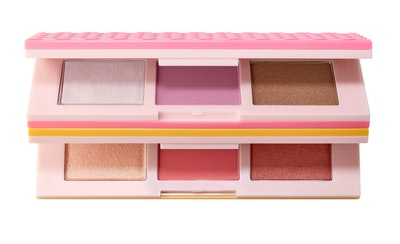 Sephora Museum of Ice Cream x Sephora Collection Sugar Wafer Face Palette
