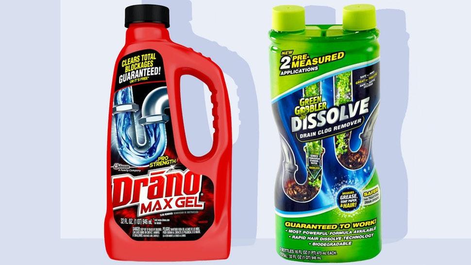 The 3 Best Liquid Drain Cleaners
