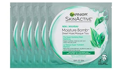 Garnier SkinActive The Super Hydrating Mask Mattifying (6-Pack)