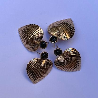 Georgie Earrings in 10k Gold