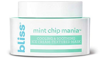 Bliss Mint Chip Mania Face Mask